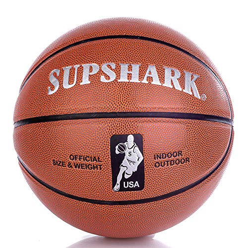 Fantastic Prices! Supshark Basketball No. 7 Standard Special Spike