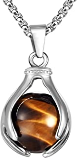 Best tiger stone necklace Reviews