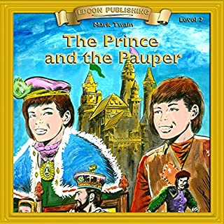 The Prince and the Pauper     Bring the CLassics to Life              Written by:                                                                                                                                 Mark Twain                               Narrated by:                                                                                                                                 Iman                      Length: 39 mins     Not rated yet     Overall 0.0