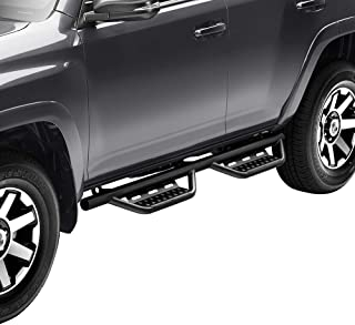 n-FAB Nerf Step RS | 710416412 | fits 10-19 Toyota 4 Runner (Non-Limited)