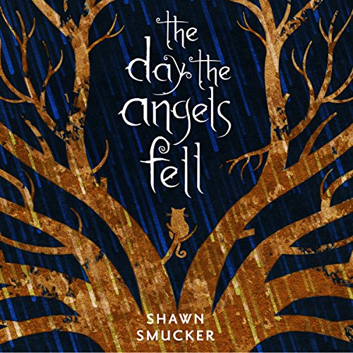 The Day the Angels Fell audiobook cover art