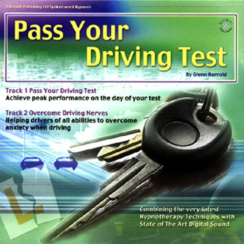 Pass Your Driving Test audiobook cover art
