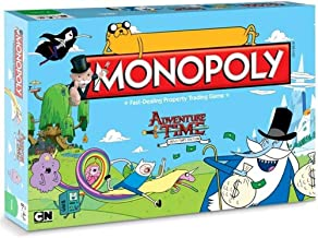 Adventure Time Monopoly: Collector's Edition
