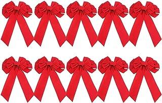 Red Velvet Christmas Bow 19
