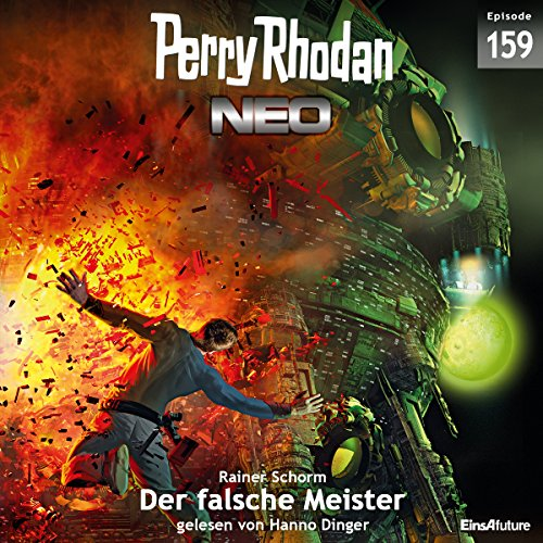 Der falsche Meister audiobook cover art