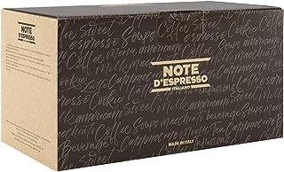 Note D'Espresso - Café de origen molido de Colombia, 250g (caja con 4 paquetes blandos)