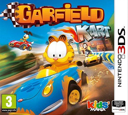 Publisher Minori Sw 3Ds 1010757 Garfield Kart