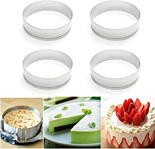 3 inch pastry rings
