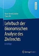 Lehrbuch der ökonomischen Analyse des Zivilrechts (German Edition)
