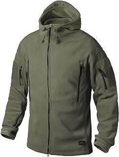 Helikon Patriot Fleece Jacket Olive