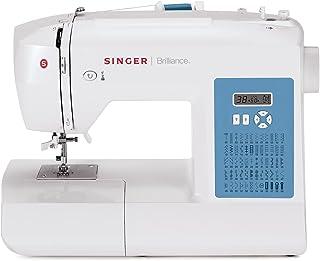 comprar comparacion Singer Brilliance 6160 - Máquina de coser electrónica (60 funciones de costura)