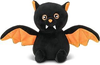 Bearington Echo Plush Stuffed Animal Halloween Black Bat، 7.5 اینچ