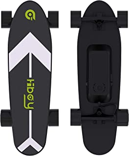 Hiboy Electric Skateboard with Wireless Remote E-Skateboard for Adults and Youths(2019 Upgraded Version)