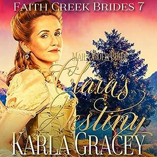 Mail Order Bride - Clara's Destiny audiobook cover art