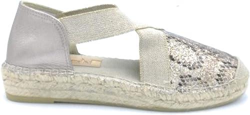 Vidorreta chaussures Sandalo femmes femmes femmes 25600 SERPIENTE or df3