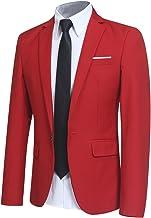 quality design 8fcd4 ba4de Amazon.it: giacca rossa