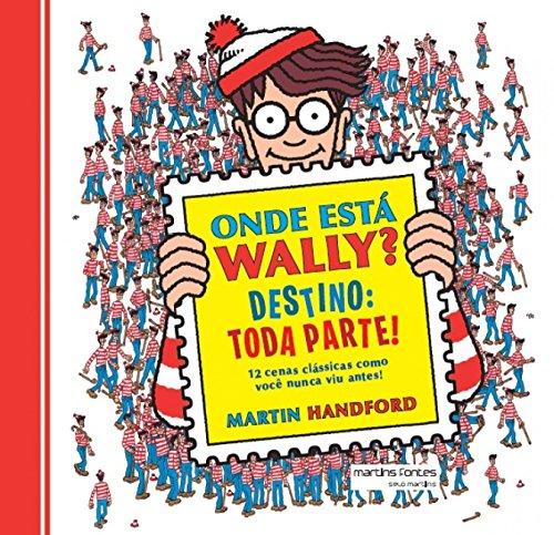 Onde Está Wally?: Destino: Toda Parte!