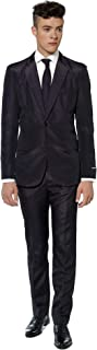 Suitmeister Solid Colored Suits - Includes Jacket, Pants & Tie