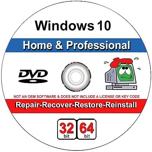 Windows 10 Recovery Disk: Amazon com