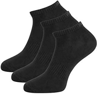 Toes&Feet Men's Anti-Odor Quick-Dry Thin No-Show Athletic Training Socks