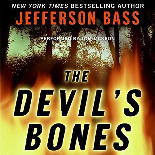 Couverture de The Devil's Bones