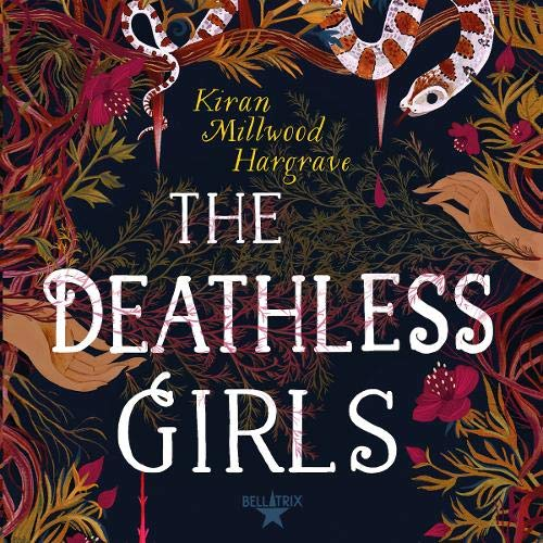 The Deathless Girls cover art