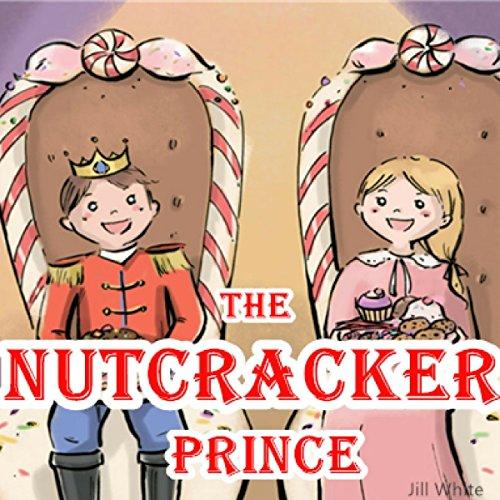 The Nutcracker audiobook cover art