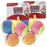 Best Kong Balls - KONG Air Dog Squeakair Birthday Balls Dog Toy Review