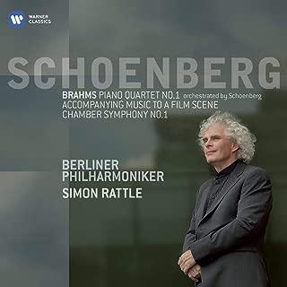 schoenberg orchestral works