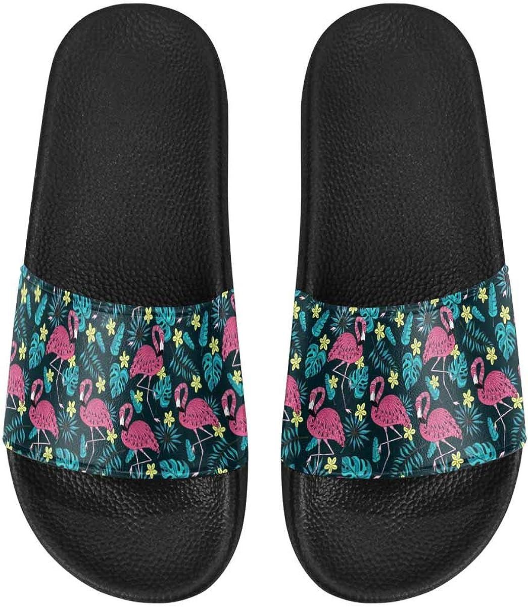 InterestPrint Women's Summer Beach Flat Sandals US6-US12