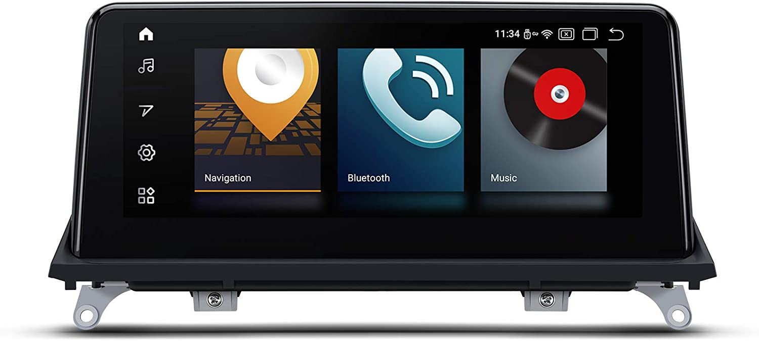 Electronics In-Dash Navigation XTRONS 10.25 Inch IPS Touch Display ...