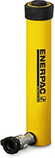 Enerpac RC-106 Single-Acting Alloy Steel Hydraulic Cylinder with 10 Ton Capacity, Single Port, 6.13