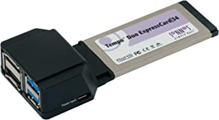 Sonnet Technologies TSATA6USB3E34Tempo Duo Express Card (6GB/s eSATA USB 3.0