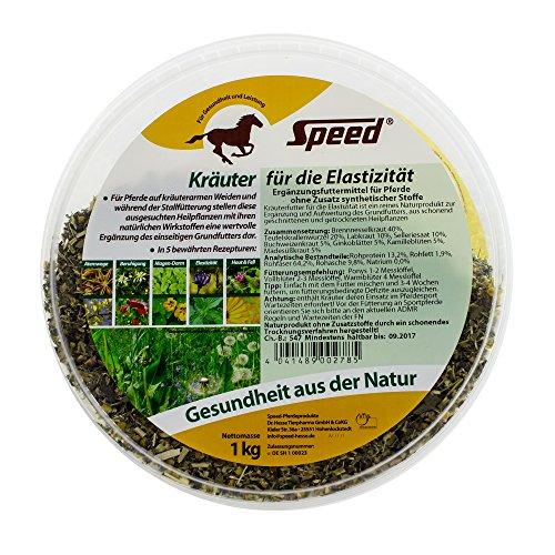 Speciaal kruiden voor de elasticiteit (1 kg) – paardenkruiden, de natuurlijke weg naar meer bewegingsvreugde.