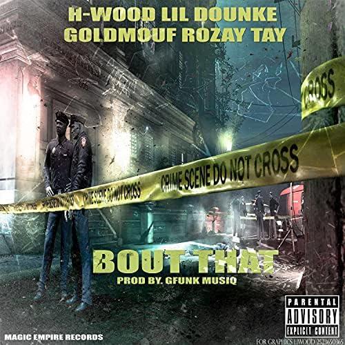 H-Wood feat. Dounke, Rozay, Goldmouf & TAY