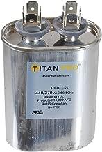 TITAN PRO TOCFD4075 Motor Run Capacitor 40//7.5 MFD Oval WLM Packard Inc
