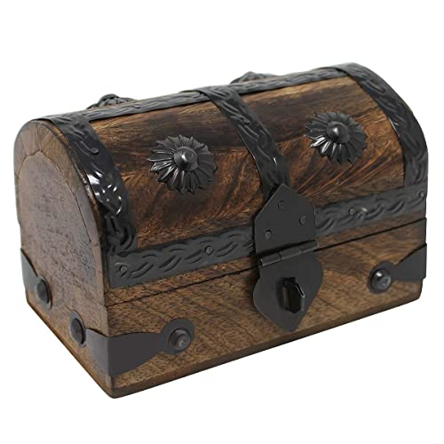 Miniature Treasure Chest Amazon Com
