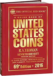 A Guide Book of United States Coins 2016 (The Official Red Book)