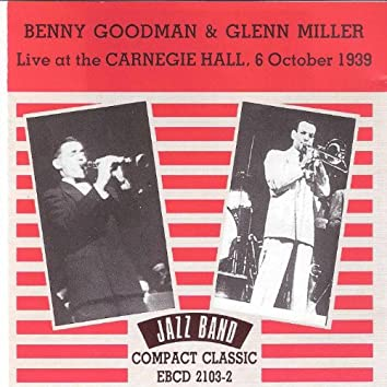 Live at the Carnegie Hall - 6 October 1939