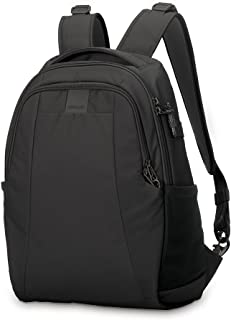 Metrosafe LS350 15 Liter Anti Theft Laptop Daypack/Backpack