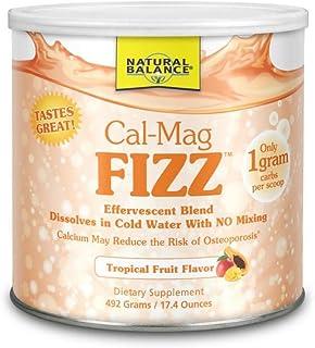 Baywood Cal Mag Fizz, Tropical Fruit, 17.4 Ounce