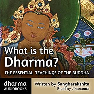 What is the Dharma? cover art