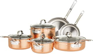 all clad copper cookware