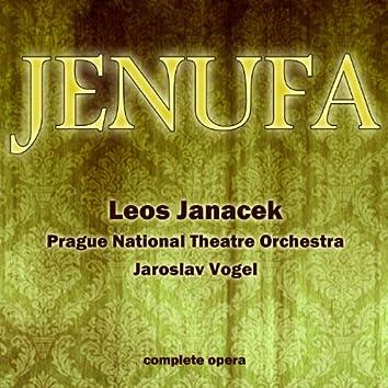 Janáček: Jenůfa