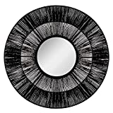 Espejo de cuerda etnica diámetro 76