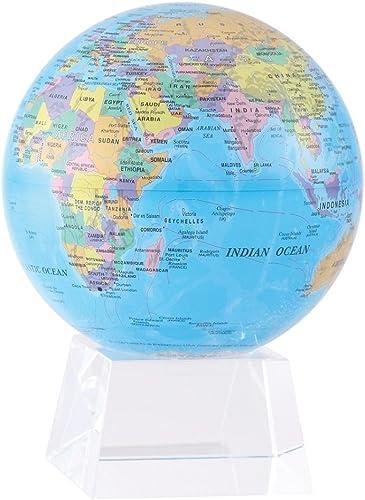 MOVA Bleu voiturete Politique Globe
