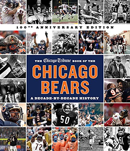 Chicago Tribune Book of the Chicago Bears, 2nd ed.