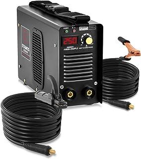 comprar comparacion Stamos Germany Soldador Inverter Soldadora Equipo de Soldadura Electrodo MMA (250 A, Cables de soldadura de 8 m, Hot Start...