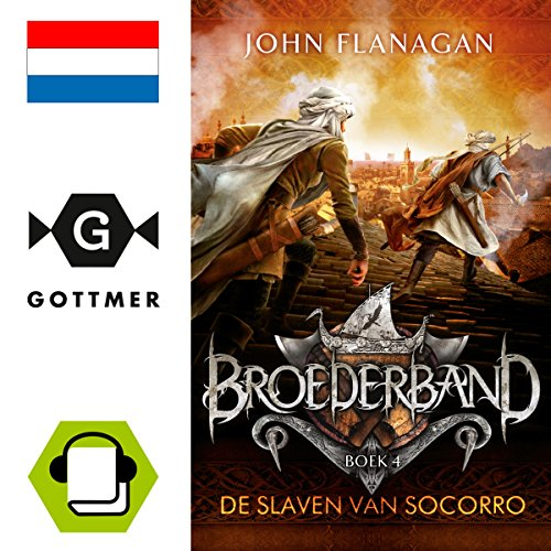 De slaven van Socorro audiobook cover art