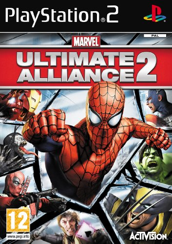 Marvel Ultimate Alliance 2 (PS2) [Importación Inglesa]